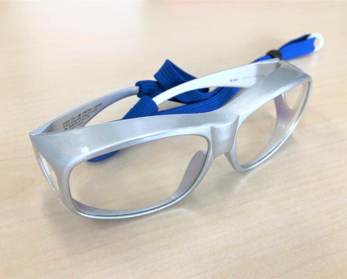 エックス線防護眼鏡